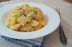 Bavarian Potato Salad