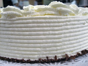 Bavarian Vanilla Cream