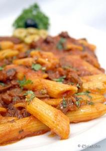 Beef Spinach Pasta