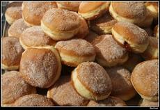 Berlins (Filled Doughnuts)