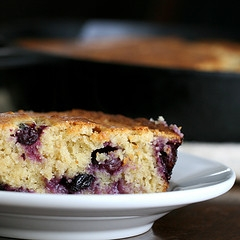 Berry Breakfast Cake