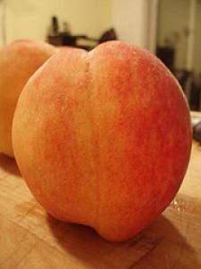 Blushing Peaches