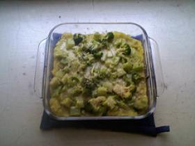 Broccoli Strata