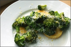 Broccoli With Zest