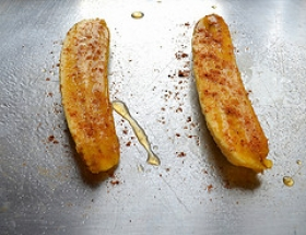Broiled Bananas
