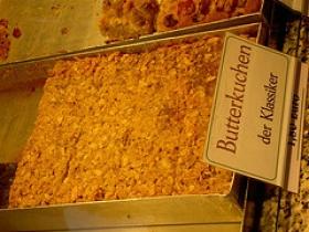 Butterkuchen (Butter Cake)