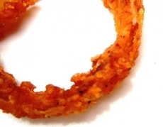 Buttermilk-Cayenne Onion Rings
