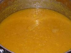 Butternut Lentil Soup