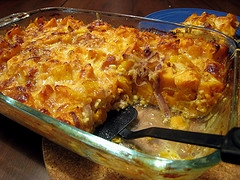 Butternut Squash Casserole