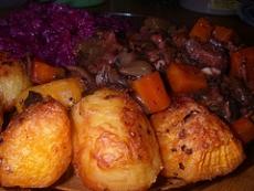 Cabbage & Apple Casserole