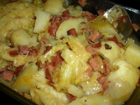Cabbage & Potatoes