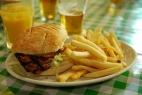 Cajun Chicken Burgers