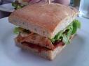 Cajun Chicken Sandwiches
