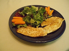 Cajun Fish Fillets