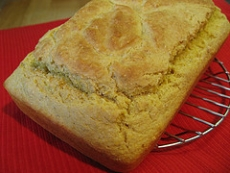 Cake-Like Corn Bread