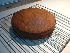 Cake-Pan Cake
