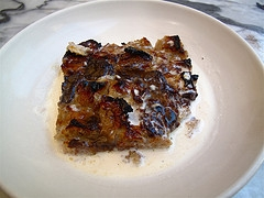 California Bread Pudding