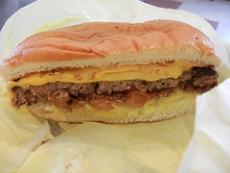 California Cheeseburger Pie