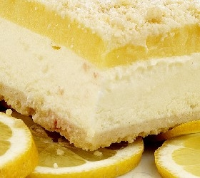 California Lemon Bars
