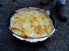 Camp Au Gratin Potatoes