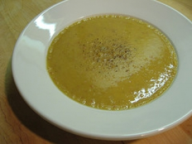 Canadian Yellow Split-Pea Soup