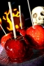 Candied Apples For Halloween