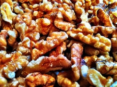 Candied Pecans or Walnuts