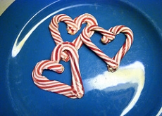 Candy Cane Rolls