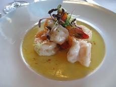 Canlis Shrimp