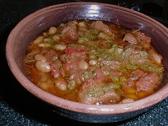Cannellini Beans With Italian Sausage