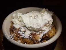 Capirotada (Bread Pudding)