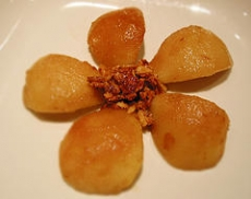 Caramelized Baked Pears