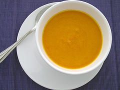 Carrot Orange Soup