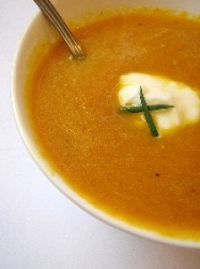 Carrot Soup (Award Winning)