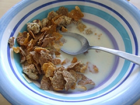 Cereal Clusters