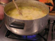 Cheddar Chicken Chowder