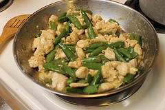 Chicken Pepper Skillet