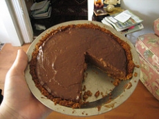 Chocolate Graham Crust