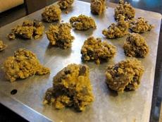 Chocolate Oatmeal Cookies Family Recipe