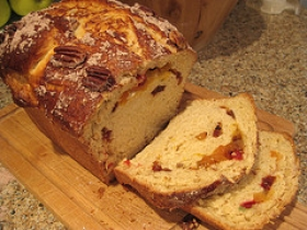 Christmas Cardamom Bread