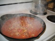 Chunky Spaghetti Sauce