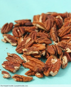 Cinnamon Pecans