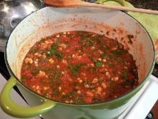 Cold Corn and Tomato Soup