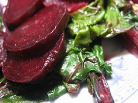 Cooked Beets