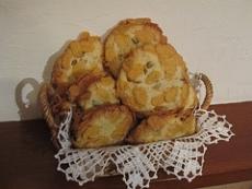 Corn Flake Nut Cookies