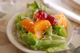 Cranberry Orange Salad