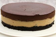 Creamy Cocoa Cheesecake