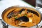 Creamy Mussel Soup
