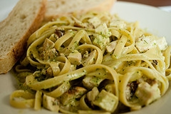 Creamy Pesto Sauce