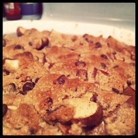 Crisp Oatmeal Cookies